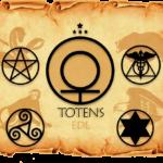 Casas EDL – Totens (Ka, Hu, Ra, Ptah)